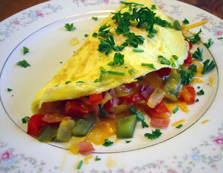 The iMore 20K / 50K Post Challenge - Are you up for it?-egg-white-omelette1.jpg