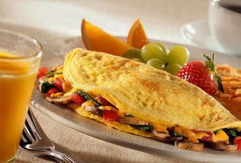 The iMore 20K / 50K Post Challenge - Are you up for it?-veggie-omelet.jpg