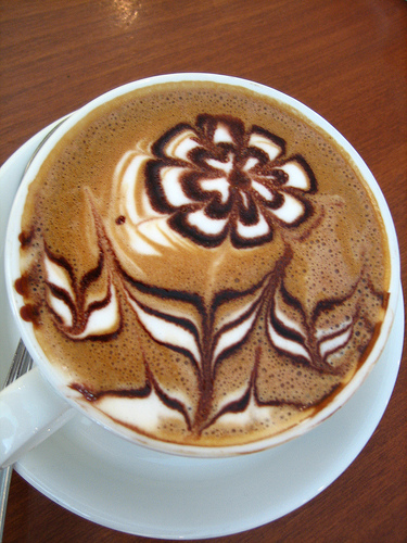 The iMore 20K / 50K Post Challenge - Are you up for it?-latte-art-extreme-design.jpg