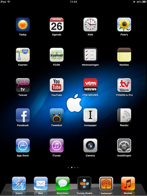 Show us your iPad Mini Lock and Home screen:-imageuploadedbyimore-forums1361875573.461693.jpg