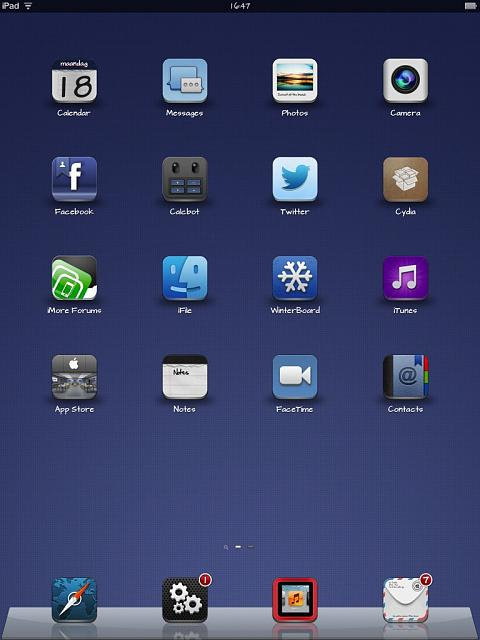 Show us your iPad Mini Lock and Home screen:-imageuploadedbyimore-forums1363621722.082217.jpg