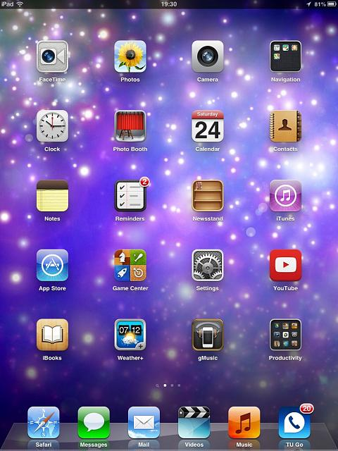 Show us your iPad Mini Lock and Home screen:-imageuploadedbyimore-forums1377369110.265775.jpg