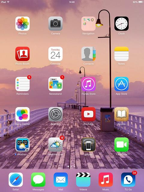 Show us your iPad Mini Lock and Home screen:-imageuploadedbyimore-forums1380030082.719301.jpg