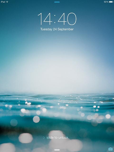 Show us your iPad Mini Lock and Home screen:-imageuploadedbyimore-forums1380030099.295339.jpg