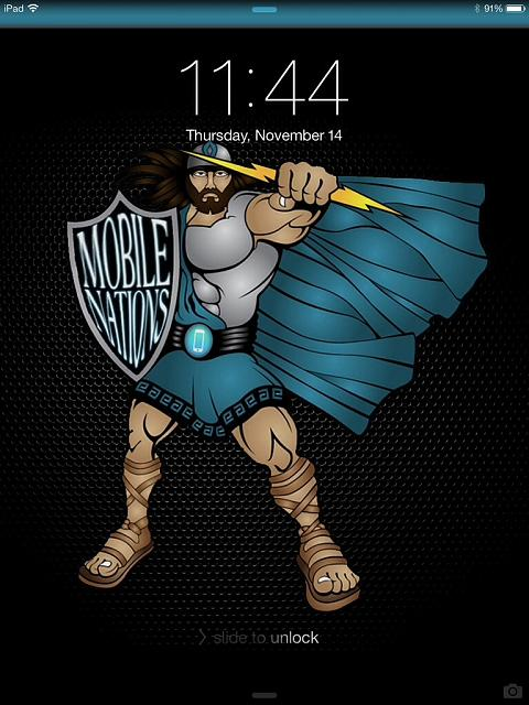 Show us your iPad Mini Lock and Home screen:-imageuploadedbyimore-forums1384505866.413161.jpg