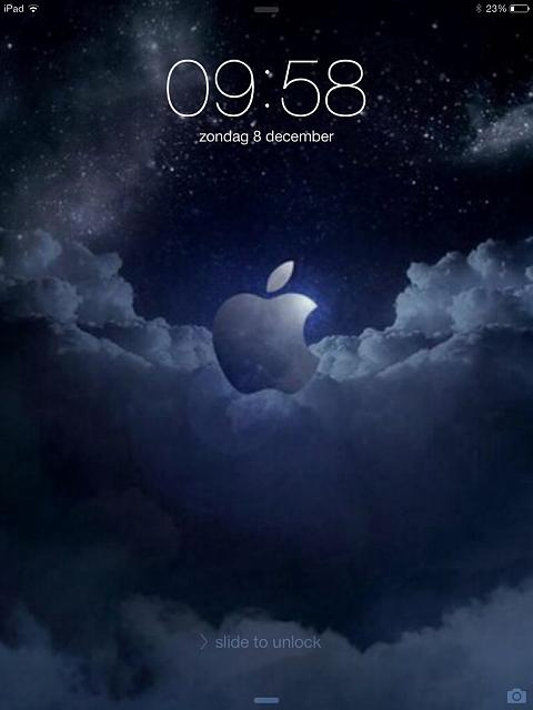 Show us your iPad Mini Lock and Home screen:-imageuploadedbytapatalk1386493126.087303.jpg