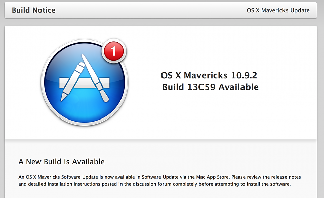 OS X Mavericks 10.9.2 Build 13C59 Seeded to Developers-screen-shot-2014-02-12-4.28.57-pm.png