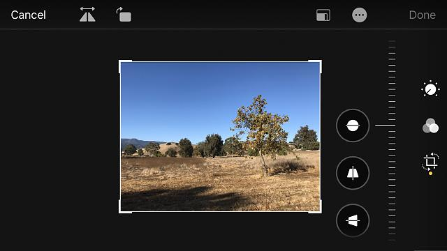 iPhone 13.1.3 internal photo editor - size of horizontal preview reduced for no apparent reason-img_1524.jpg