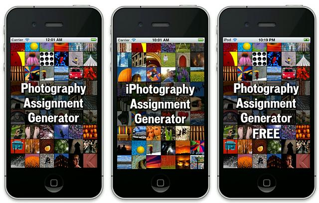 Photography Assignment Generator Apps For SLR and iPhone/iPod Shooters-apps.jpg