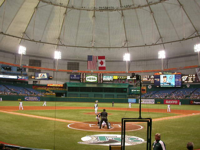 How many ballparks can we post a pic of ?-tropicana-field.jpg