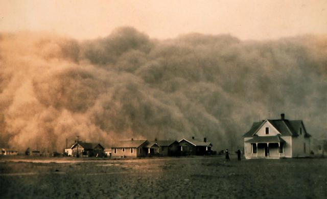 Why is the climate change debate a political one in the United States?-dust-storm-texas-1935.jpg