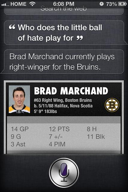 Siri recognizes the little ball of hate!-imageuploadedbytapatalk1361938460.137775.jpg