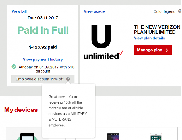 Verizon Brings Back Unlimited Data, what are you going to do with it all?-verizonmildiscount.png