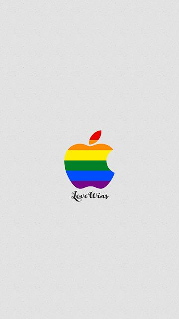 Apple Wallpaper..post your creative Apple wallpaper-apple-lovewins.jpg