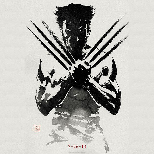 The Wolverine Retina Wallpapers-wolverine_brush_stroke_ipad.jpg
