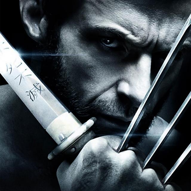 The Wolverine Retina Wallpapers Sword