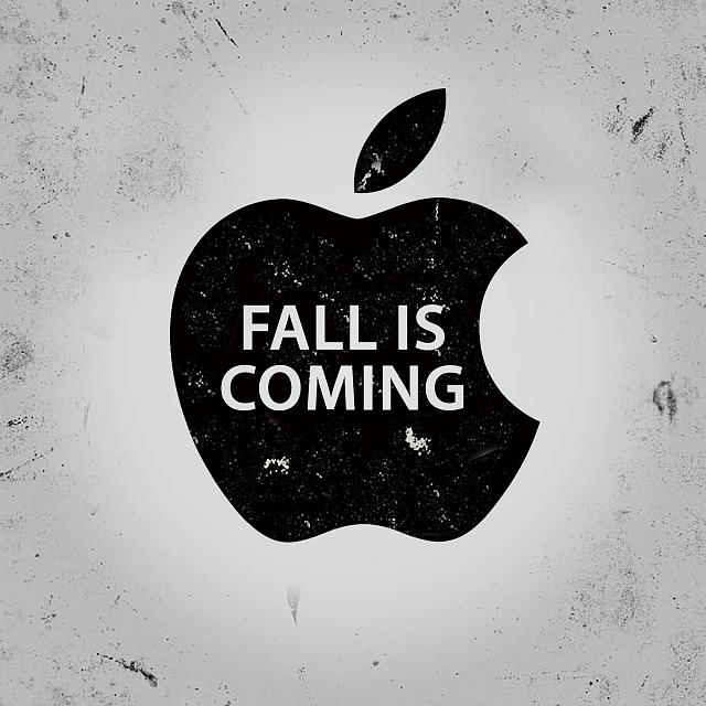 Fall Is Coming Wallpapers Applegame Of Thrones Spoof Iphone