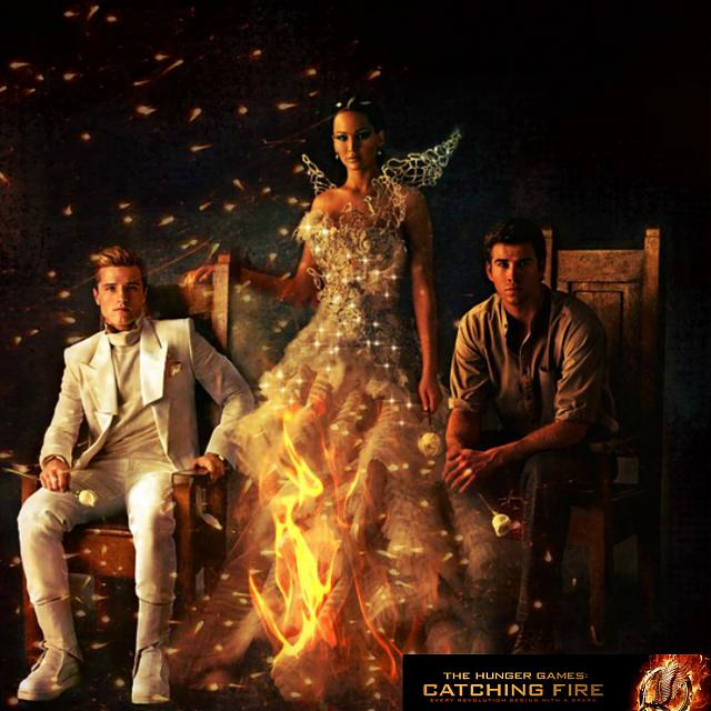Wallpaper Wednesday - Catching Fire From The Hunger Games - Retina Wallpaper-catching-fire-5.jpg