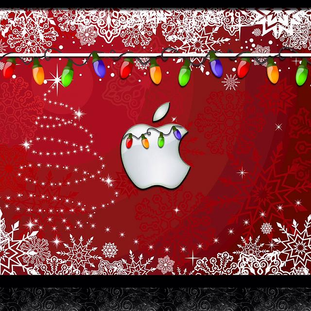 iPad Mini Christmas Wallpaper - iPhone, iPad, iPod Forums at iMore.com
