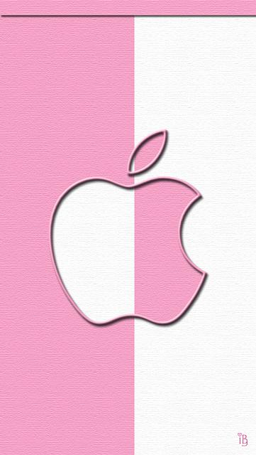 Apple Wallpaper..post your creative Apple wallpaper-ibabygirl_my-pink-apple_2.jpg