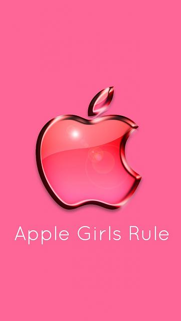 Apple Wallpaper..post your creative Apple wallpaper-applegirlsrule1.jpg