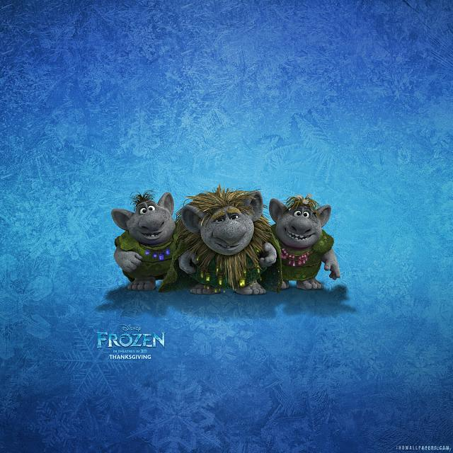 "The Disney Movie, ""Frozen"" Retina Wallpaper-trolls_in_frozen-2048x2048.jpg"
