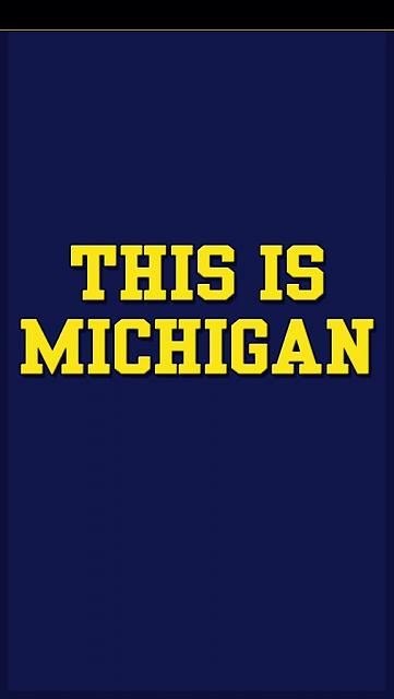 Michigan Wolverines American Football Wallpaper 2016 Michigan Wolverines American Football Wallpaper