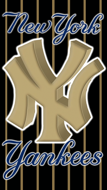 Official iPhone 5 Wallpaper Request Thread-yankees-blue.png