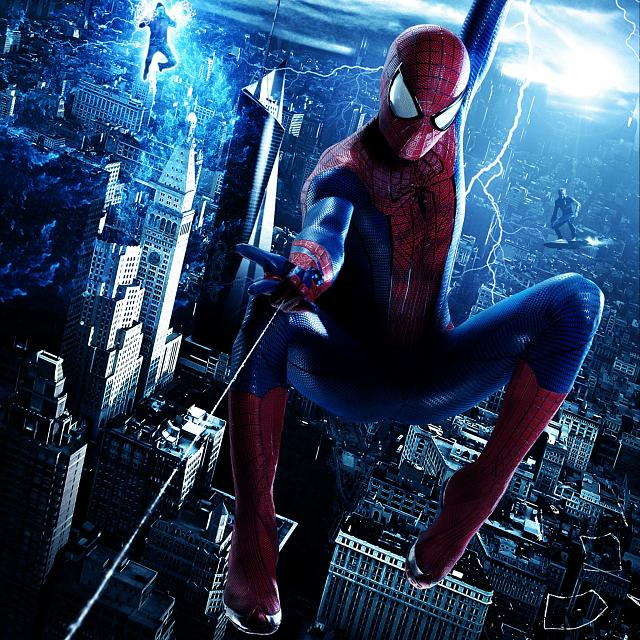 Amazing spider man 2 retina movie wallpaper iphone ipad - Iphone 6 spiderman wallpaper ...