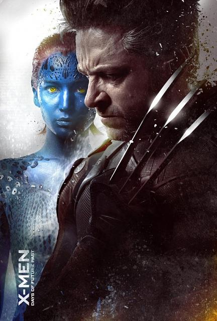 X-Men: Days Of Future Past Wallpaper-x-men-days-future-past-poster-wolverine-mystique-570x844.jpg
