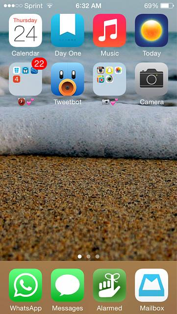 Best iPhone5 Wallpaper of the week!-seashell.jpg