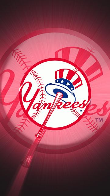 gallery for pink yankees wallpaper