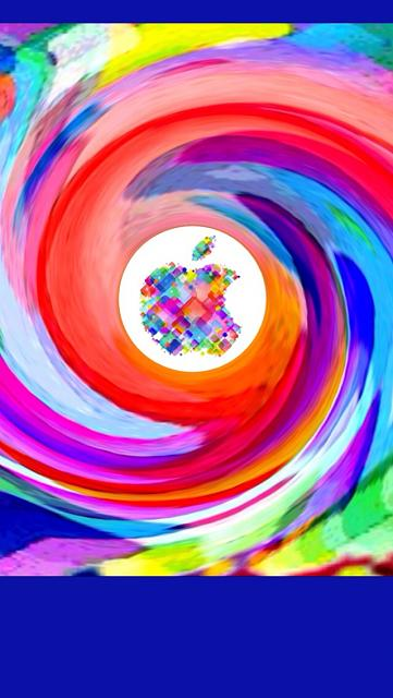 Apple Wallpaper..post your creative Apple wallpaper-imageuploadedbytapatalk1406866829.459261.jpg