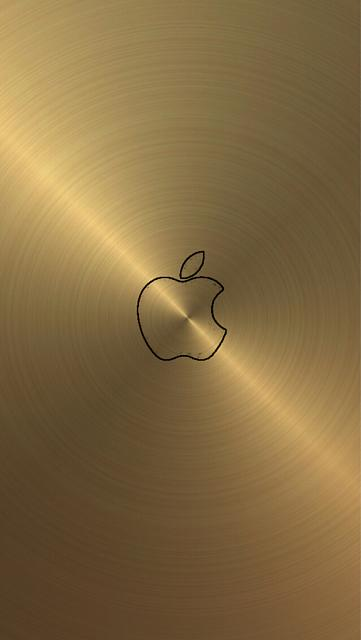 What Wallpapers Do You Rock With Your Gold IPhone 5s Imageuploadedbyimore Forums1411768983