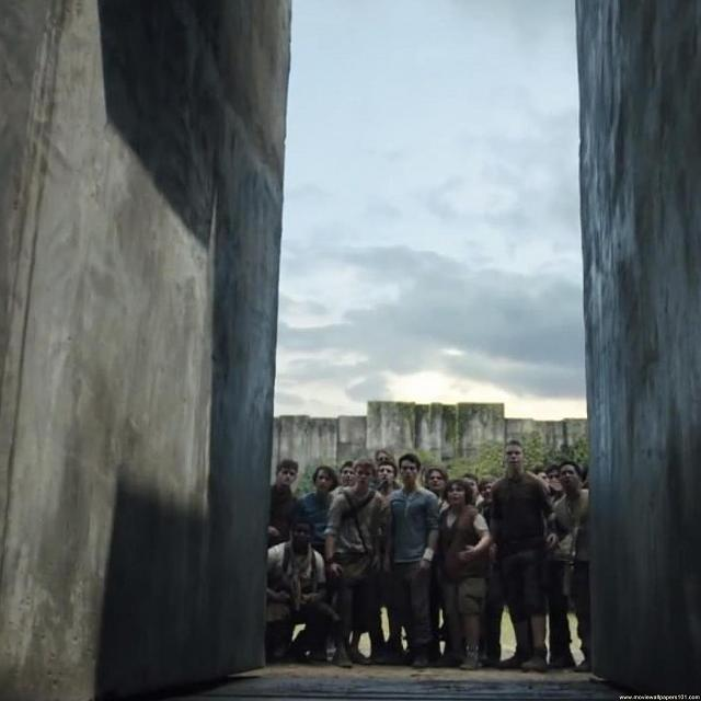 The Maze Runner Retina Movie Wallpaper Iphone Ipad