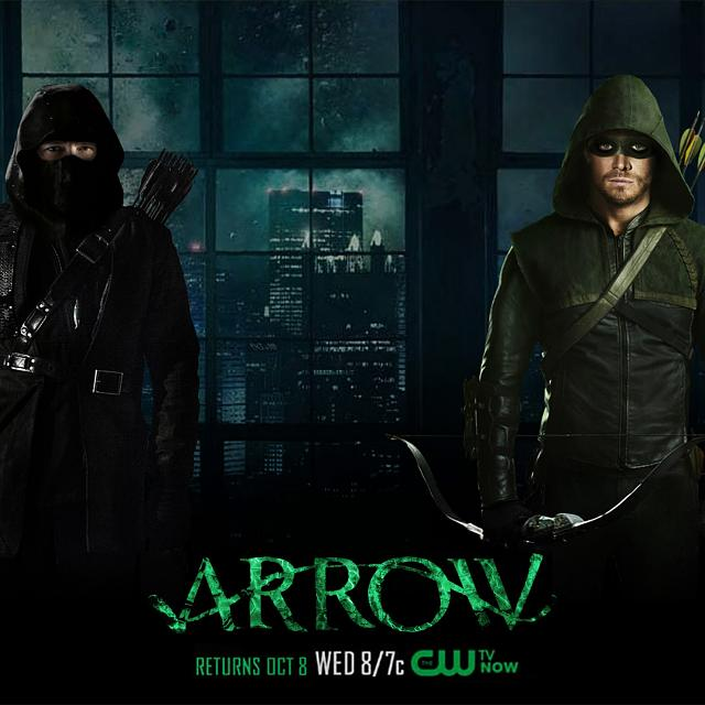 Arrow Tv Show Wallpaper
