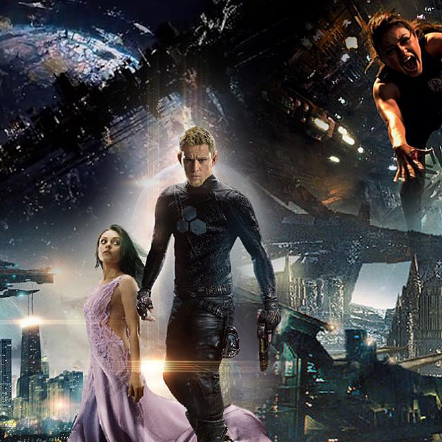 Jupiter Ascending Retina Movie Wallpaper Iphone Ipad