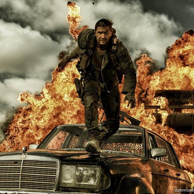 15. Mad Max: Fury Road (2015)