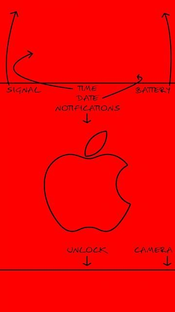 Apple Wallpaper..post your creative Apple wallpaper-imageuploadedbytapatalk1439371076.924011.jpg